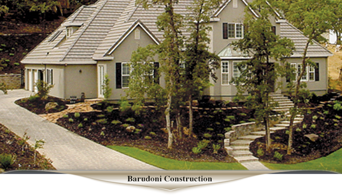 Barudoni Construction is modernizing kitchens and baths efficiently and quickly.