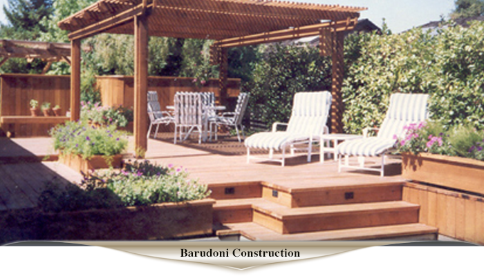 Decks, Outdoor Kitchens and Patio Covers to increase your living space.
