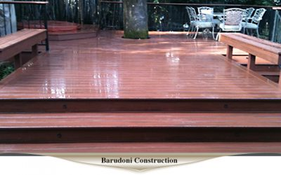 There are many options to make your backyard a very beautiful place to entertain.
