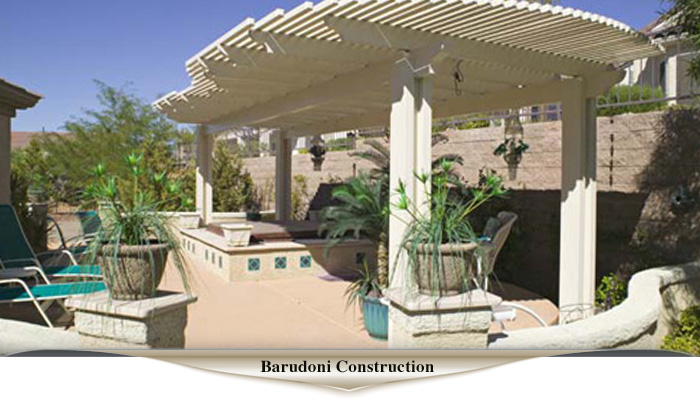 Whether You Want A Patio Cover To Have More Room To Entertain Or To Have A Quiet Spot Out In The Back Of Your Yard Barudoni Construction