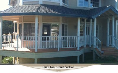 Barudoni Construction can build the deck to meet your dreams and exceed your expectations.