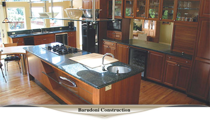 Since 1988 Barudoni Construction Supplying Quality Construction Inside & Out