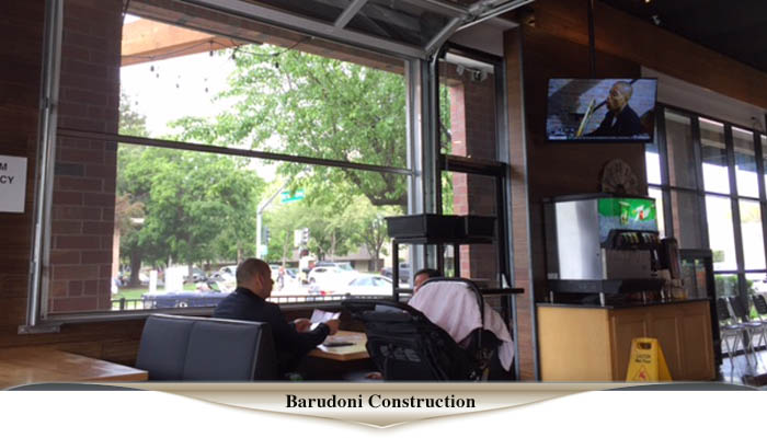 Barudoni Construction handles every kind of commercial remodeling and landlord work.
