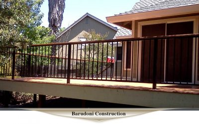 Barudoni Construction can build the deck to meet your dreams