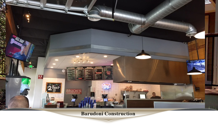Commercial Construction & Tenant Improvements with Barudoni Construction