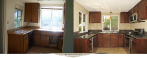 One week kitchen remodel!