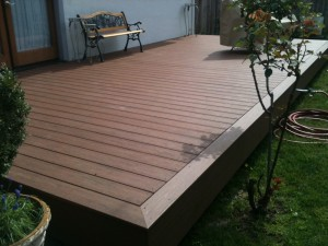Picture Framed Decking Timber Tech