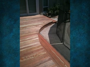 Rounder Redwood Deck 2