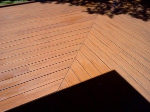 Artistic composite deck Fair Oaks CA