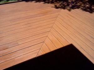 Artistic composite deck Fair Oaks CA