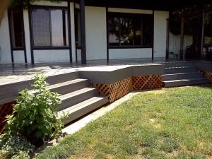 Timber Tech Deck Compsite. Rancho Murrieta CA