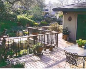 Trex Deck. El Dorado Hills, CA