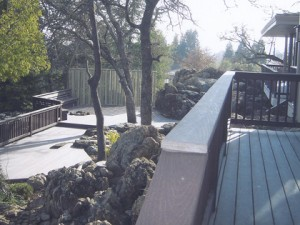 Trex Composite Deck, Rancho Murrieta, CA