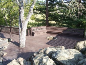 Composite Trex Deck, Rancho Murrieta, CA