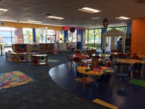 Tenant Improvement Roseville Children's Gym