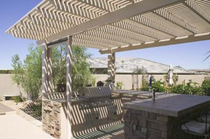 Aluminum Patio Cover, Folsom, CA