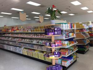 Swaad Indian Supermarket Tenant Improvement