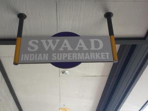 Tenant Improvements - Swaad Indian Supermarket