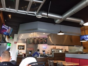 Tenant Improvement Restaurant, Sacramento