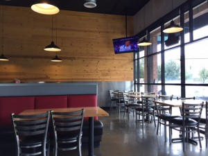 Tenant Improvement Restaurant Sacramento