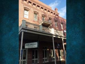 Commercial Construction - Deck Reconstruction, Historic District Sacramento