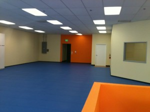 Tenant Improvement, Gymboree Children's Gym