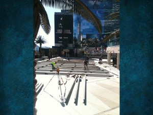 Ice Rink Construction Las Vegas 2016