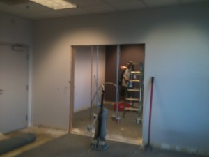 More Tenant Improvement Projects